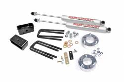"""TOYOTA - Toyota Tundra 2000-06 - Rough Country - Rough Country 2.5"""" Suspension Lift Kit for 99-06 Toyota Tundra - 750.20"""