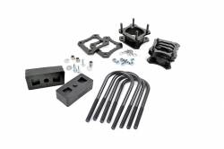 Rough Country - Suspension Components - Rough Country 2.5-3IN TOYOTA LEVELING LIFT KIT (07-18 TUNDRA 2WD) - 873-873.23