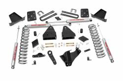 2005-16 Ford F250, F350 Super Duty - Rough Country - Rough Country - Rough Country 4.5IN FORD SUSPENSION LIFT KIT (15-16 F-250 4WD | DIESEL) - 567.20, 534.20