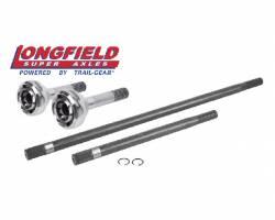 SAMURAI - Differential & Axle - Longfield Jimny JB23 Front Axle Kit (33-Spline/22-Spline) - 304096-3-KIT