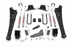 """2013-18 DODGE RAM 1 TON - ROUGH COUNTRY - Rough Country - Rough Country 5"""" DODGE SUSPENSION LIFT KIT 