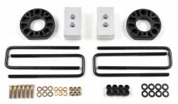 "2004-08 Ford F150 - Zone Offroad Products - Zone Offroad - Zone Offroad 2"" Ford F150 4WD 04-08 Lift Kit - F1210"