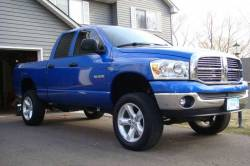 """Zone Offroad - Zone Offroad 3"""" Body Lift 06-08 Dodge 1/2 Ton Pickup 4WD - D9345 - Image 2"""