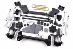 "1999-06 Chevy / GMC 1/2 Ton Pickup - Zone Offroad Products - Zone Offroad - Zone Offroad 6"" IFS Lift Kit System for 99-06 Chevy / GMC 1500 Pickup Silverado / Sierra 4WD - C3"