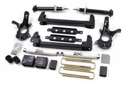 """CHEVY / GMC - 2007-17 Chevy / GMC 1/2 Ton Pickup & SUV - Zone Offroad - Zone Offroad 6.5"""" 2WD IFS Suspension System for 07-13 Chevy / GMC 1500 Pickup Silverado / Sierra 2WD - C2"""