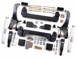 """2000-20Toyota Tundra - Zone Offroad Products - Zone Offroad - Zone Offroad 5"""" Suspension System 2016 Toyota Tundra 4x4 - T5"""