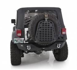 Exterior Body & Styling - Jeep Wrangler TJ / LJ 97-06 - Smittybilt - I-Rack Ii Mounting System Smittybilt