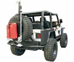 Racks & Storage - Jeep Storage Solutions - Smittybilt - I-Rack Intelligent Racking System Smittybilt