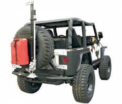 Exterior Body & Styling - Jeep Wrangler TJ / LJ 97-06 - Smittybilt - I-Rack Intelligent Racking System Smittybilt