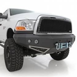 Smittybilt - Bumpers / Tire Carriers - Smittybilt - M1 Front Bumper 06-09 Dodge Ram 2500/3500 HD Smittybilt