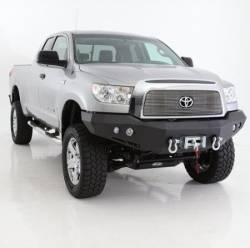 Smittybilt - Bumpers / Tire Carriers - Smittybilt - M1 Front Bumper 07-13 Toy Tundra Smittybilt