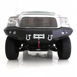 Smittybilt - Bumpers / Tire Carriers - Smittybilt - M1 Front Bumper 07-15 FJ Crusier Smittybilt