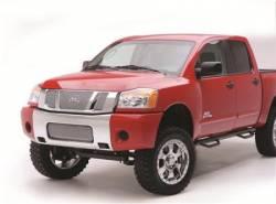 TOYOTA - 2007-14 Toyota Tundra - Smittybilt - Nerf Steps 07-16 Tundra Dbl Cab 4 Step Stainless Steel Smittybilt