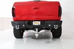 Smittybilt - Bumpers / Tire Carriers - Smittybilt - M1 Rear Bumper 07-13 Tundra W/Fact Inst Hitch Only Smittybilt