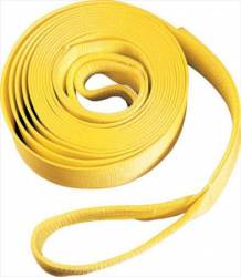 """Winches & Recovery Gear - Recovery Gear - Smittybilt - Tow Strap 4"""" X 20' 40,000 Lb Rating Smittybilt"""