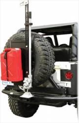 Smittybilt - Trail Jack 54In W/Handle Isolator Removable Handle Smittybilt - Image 4