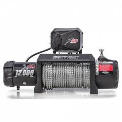 Winches & Recovery Gear - 8,000 to 16,000 lbs Electric Winches - Smittybilt - XRC 12 Gen2 12,000 lb Winch IP67 Smittybilt