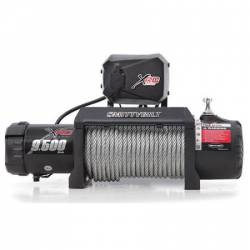 Winches & Recovery Gear - 8,000 to 16,000 lbs Electric Winches - Smittybilt - XRC 9.5 Gen2 9,500 lb Winch IP67 Smittybilt
