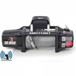Winches & Recovery Gear - 8,000 to 16,000 lbs Electric Winches - Smittybilt - X2O 10 Gen2 10,000 lb Winch Water Proof Smittybilt