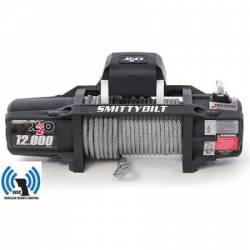 Winches & Recovery Gear - 8,000 to 16,000 lbs Electric Winches - Smittybilt - X2O 12 Gen2 12,000 lb Winch Water Proof Smittybilt