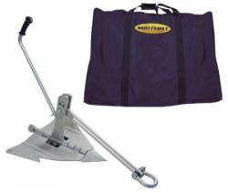 Smittybilt - Trail Equipment / Air Compressors - Smittybilt - Wasp Winch Anchor Support Platform Smittybilt