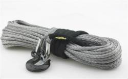 "Winches & Recovery Gear - Winch Accessories - Smittybilt - XRC Synthetic Rope 10,000 Lb 1/17"" X 94Ft Smittybilt"
