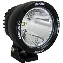 "VISION X Lighting - LIGHT CANNONS - VISION X Lighting - Vision X 4.5"" LIGHT CANNON XP *Choose Single Light or a Kit* - CTL-CPZ110XP"