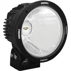 "VISION X Lighting - LIGHT CANNONS - VISION X Lighting - Vision X 8.7"" CANNON BLACK LIGHT *Choose Single Light or Two Light Kit* - CTL-CPZ810"