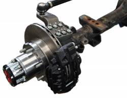 TOYOTA - Differential & Axle - TRAIL-GEAR - Trail-Gear FJ40 Knuckle Swap *Customize your Options* - 3041XX-1-KIT