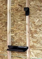 TeraFlex - Teraflex Freedom Top Holder & Full Hard Door Hanger Combo Kit - 1830702 - Image 2