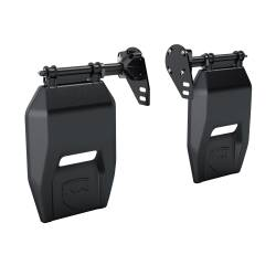 Exterior Upgrades - Jeep Wrangler JK 07-PRESENT - TeraFlex - Teraflex Jeep Wrangler JK Transit Mud Flap Kit - 4808500