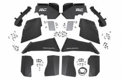 Shop By Brand - Rough Country - Rough Country Jeep Front & Rear Inner Fenders Set (07-17 Wrangler JK) - 10506