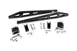 Rough Country - Suspension Components - Rough Country - Rough Country GM TRACTION BAR KIT (07-18 1500 PU 4WD) - 1069