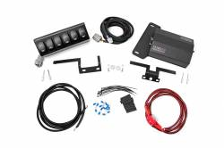 Electronics & Communications - Rough Country - Rough Country MLC-6 MULTIPLE LIGHT CONTROLLER (07-17 WRANGLER JK) - 70962