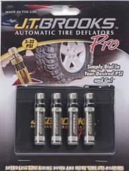 J.T. Brooks Automatic Tire Deflators - J.T. BROOKS AUTOMATIC TIRE DEFLATORS PRO - Set of 4 - Image 3