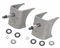 UNIVERSAL Suspension Build Components - Brackets - TRAIL-GEAR - Trail Gear Studded Axle Shock Mounts (pair) *Choose O.D) - 304486-KIT-304487-KIT
