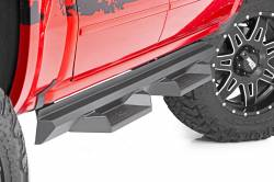 Rough Country - Rough Country GM DS2 DROP STEPS (99-06 SILVERADO/SIERRA PU) *Crew Cab* - SDS990685