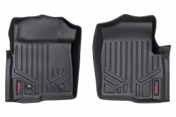 Rough Country - Floor Mats & Cargo Liners - Rough Country - Rough Country HEAVY DUTY FLOOR MATS [FRONT] - (04-08 FORD F-150) - M-5041