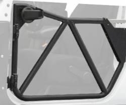 Smittybilt - Smittybilt SRC GEN 2 TUBE DOORS - Front for Jeep Wrangler JK 2/4 Door- 76794 - Image 2