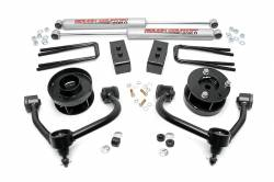 2009-16 Ford F150 - ROUGH COUNTRY - Rough Country - Rough Country 3IN FORD UPPER CONTROL ARM LIFT KIT (09-13 F-150 4WD) - 54420