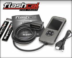 Tuners & Programmers - Superchips Flashcal for Ford Trucks 99-17 F-Series - 1545