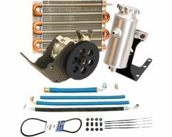 TOYOTA - Steering & Components - TRAIL-GEAR - TRAIL-GEAR PS Pump Upgrade Kit Comp - 130568-1-KIT