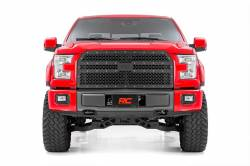 Rough Country - Grille - Rough Country - Rough Country FORD MESH GRILLE (15-17 F-150) - 70191