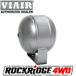 "VIAIR - Viair 0.5 Gallon Air Tank (Two 1/4"" NPT Ports, 150 PSI Rated) - 91005"