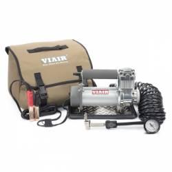 On Board Air & Co2 - Portable Compressor Kits - VIAIR - Viair 400P Portable Compressor Kit (12V, CE, 33% Duty, 150 PSI, 40 Min. @ 30 PSI)- 40043