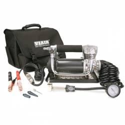 On Board Air & Co2 - Portable Compressor Kits - VIAIR - Viair 440P Portable Compressor Kit (12V, CE, 33% Duty, 150 PSI, 30 Min. @ 30 PSI) - 44043