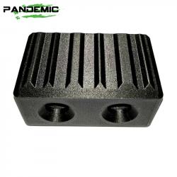 Pandemic - Pandemic Honda Pioneer 1000 & 700 UTV Pedal Extension - PAN-HX - Image 2