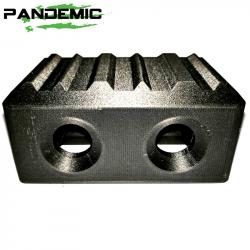 Pandemic - Pandemic Honda Pioneer 1000 & 700 UTV Pedal Extension - PAN-HX - Image 4