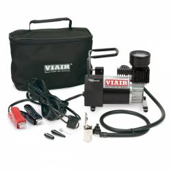 On Board Air & Co2 - Portable Compressor Kits - VIAIR - Viair 90P Portable Compressor Kit (12V, CE, 15% Duty, 120 PSI, 30 Min. @ 30 PSI)- 00093