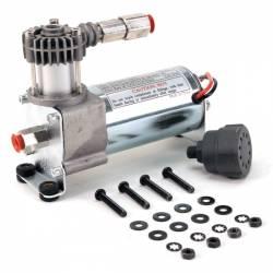 On Board Air & Co2 - Compressor Kits - VIAIR - VIAIR 92C Compressor Kit w/ External Check Valve & Intake Filter (12V, 9% Duty, Sealed) - 00092